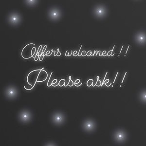 Other - Offers are always welcome!